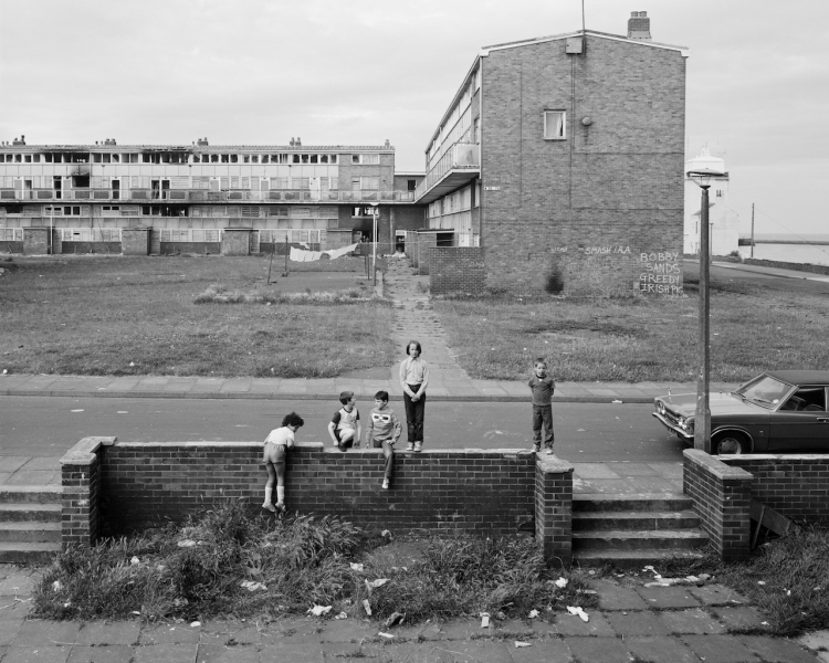 "Chris-Killip-from-the-series-'In-Flagrante-Two'-""May-5th-1981-North-Shields-Tyneside""-1981-gelatin-silver-print-©-Chris-Killip-courtesy-Yossi-Milo-Gallery-New-York"